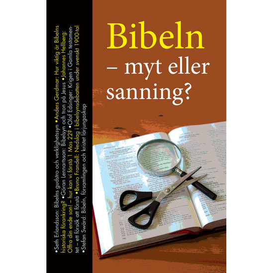 Aktuella debatterna om bibelsyn